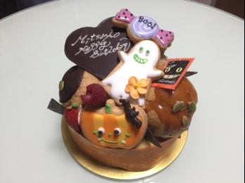 46歳のHAPPY BIRTHDAY(^^♪ 今年も仕事頑張る~ぞぉぉ~('ω')ノ